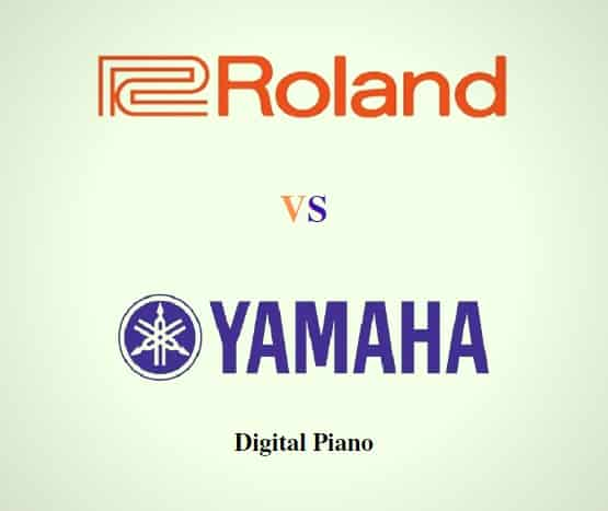 Roland vs Yamaha Digital Piano