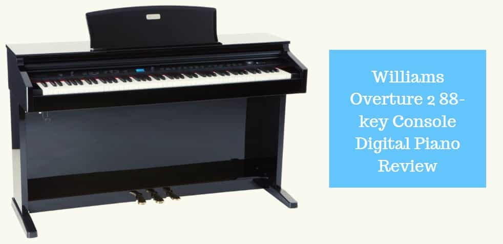 Williams Overture 2 Review : williams overture 2 88 key console digital piano review 2019 cmuse ~ Vivirlamusica.com Haus und Dekorationen