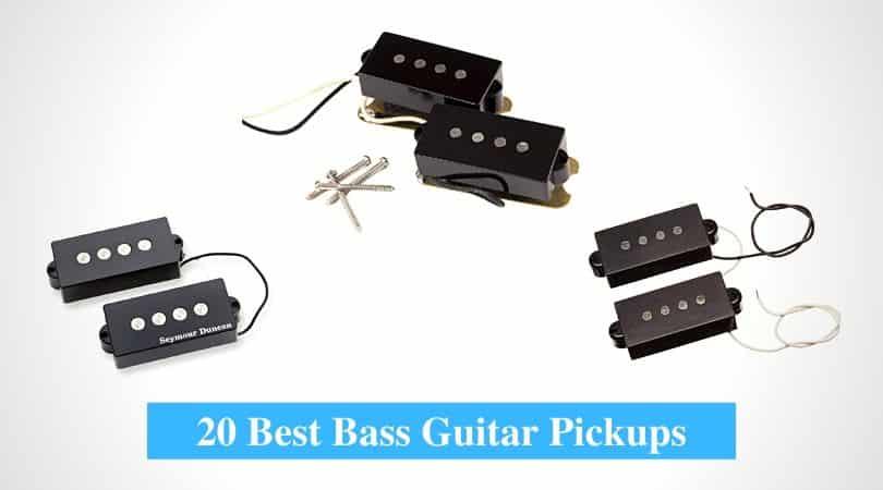 Best Bass Guitar Pickups