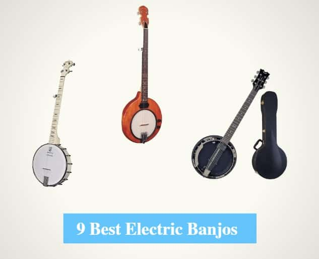Best Electric Banjos