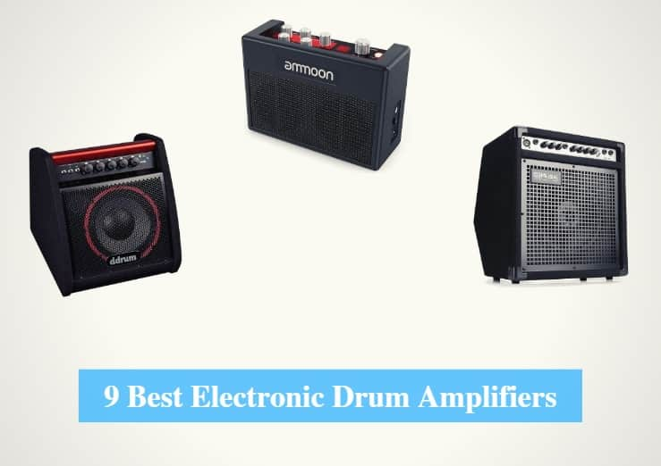 Best Electronic Drum Amplifiers