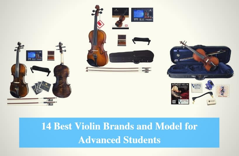 Best Violin Brands and Model for Advanced Students