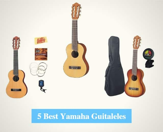 Best Yamaha Guitaleles