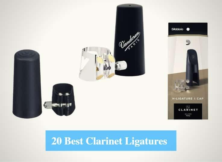 Best Clarinet Ligatures