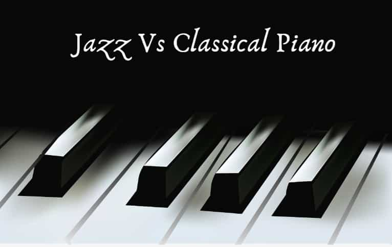 Jazz Vs Classical Piano