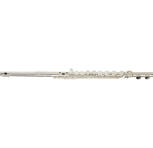 Pearl Flutes 207 Series Alto Flute with Straight Headjoint