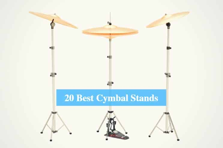20 Best Cymbal Stand Reviews 2019