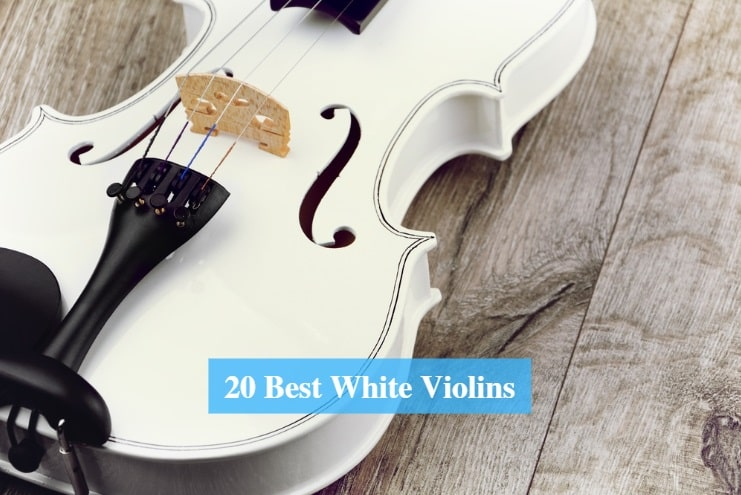 Best White Violins
