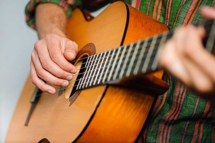 How to Learn Classical Guitar at Home by Yourself