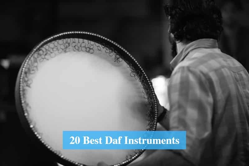 Best Daf Instrument