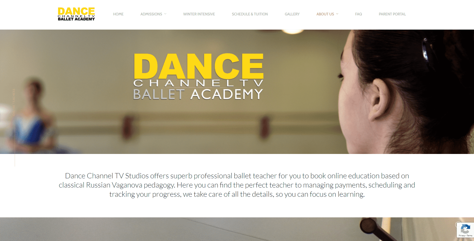 DANCE CHANNEL TV BALLET ACADEMY