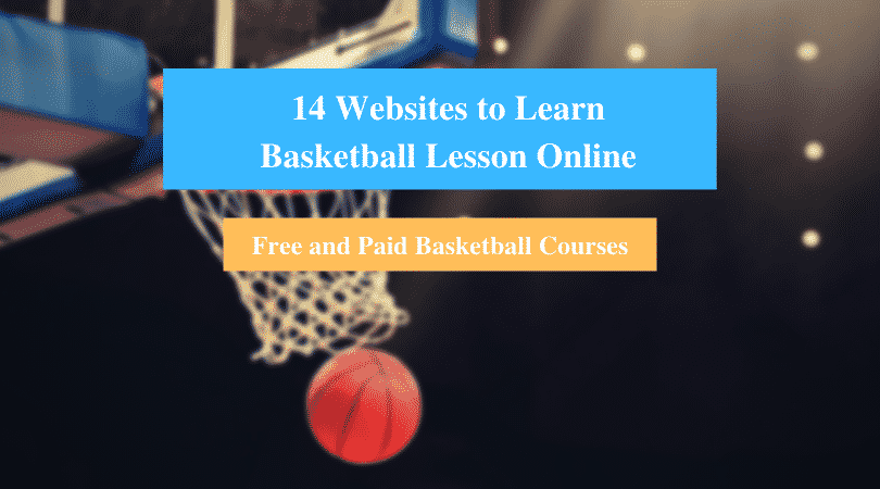 Learn Basketball Lesson Online