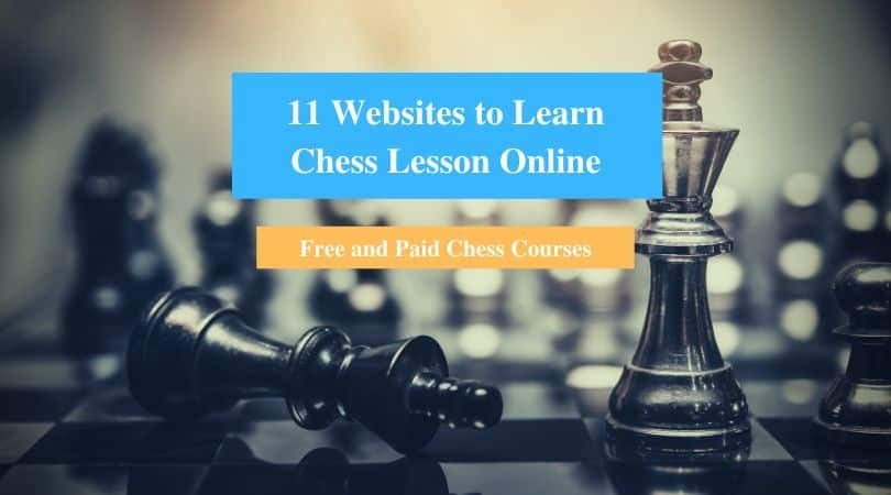 Learn Chess Lesson Online