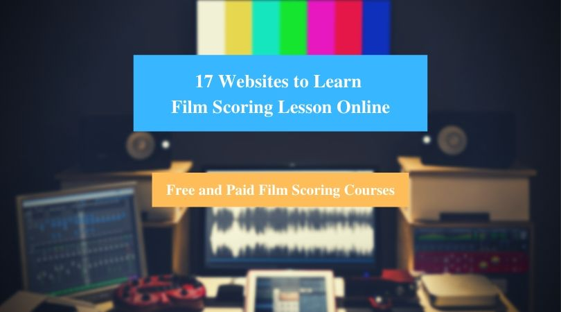 Learn Film Scoring Lesson Online