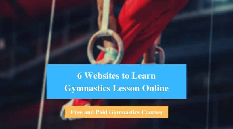 Learn Gymnastics Lesson Online