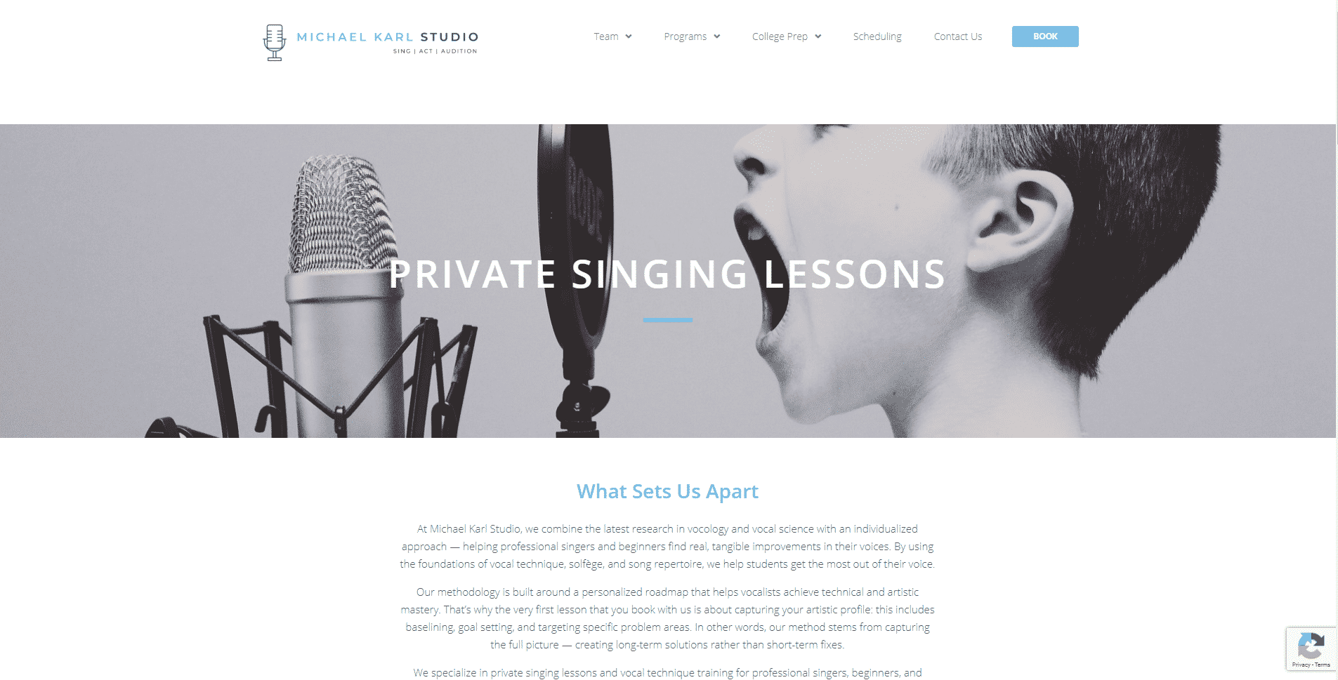 Michael Karl Studio – Online Country Music Lessons