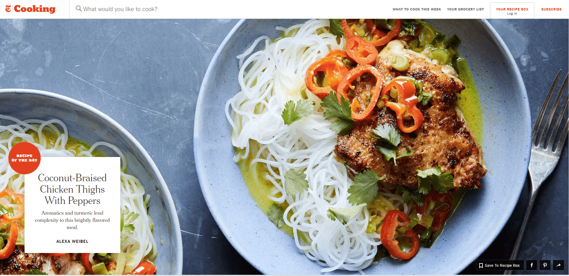 NY Times Learn Cooking Lessons Online
