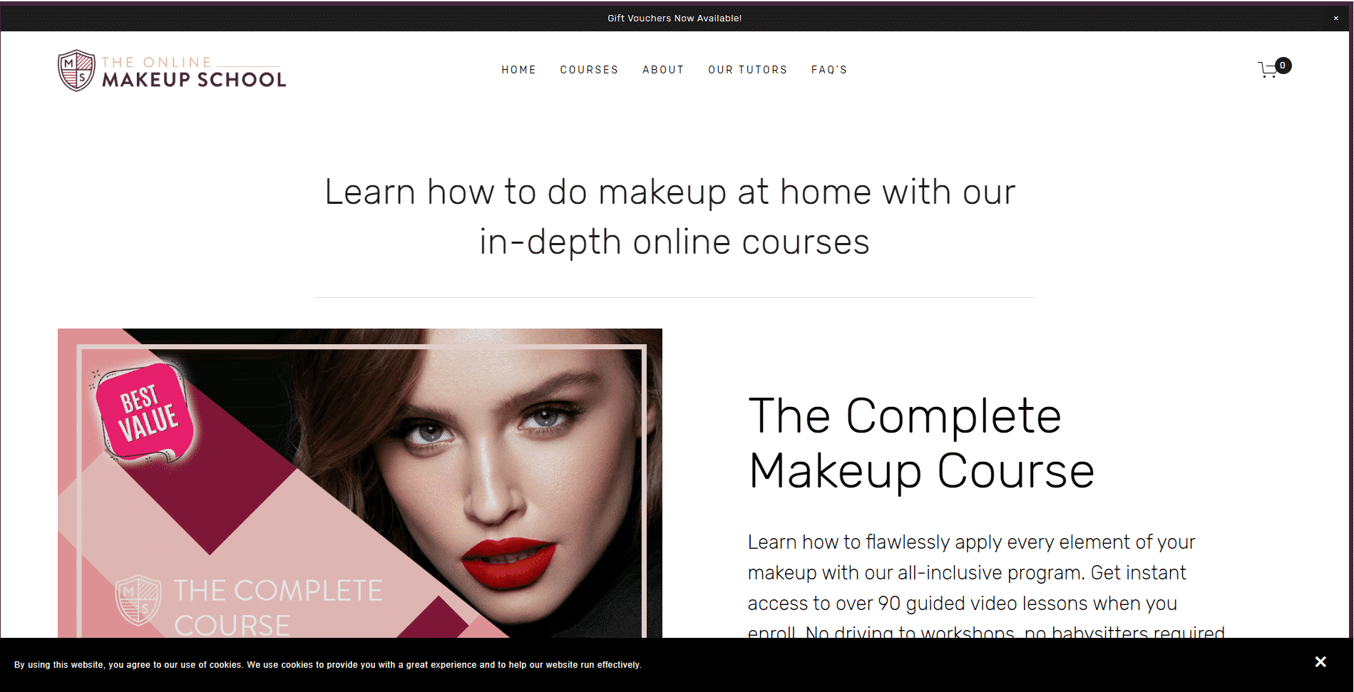 The Online Makeup School Learn Makeup and Beauty Lessons Online