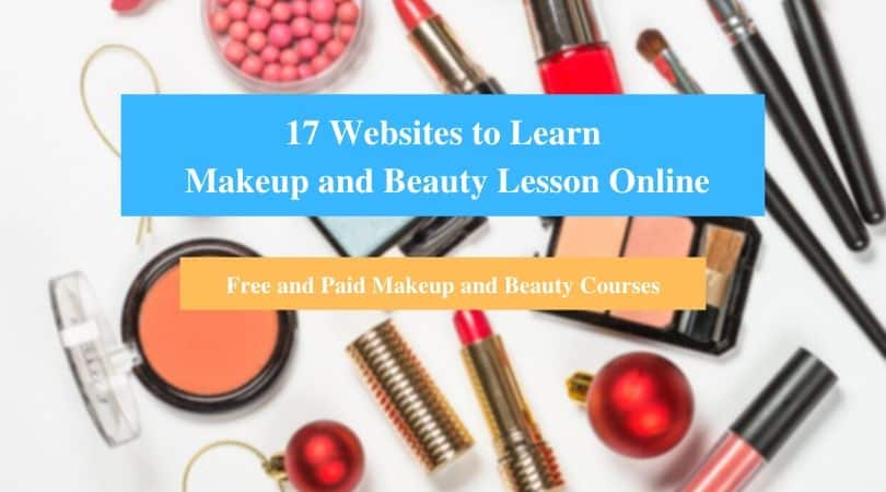 Learn Makeup and Beauty Lesson Online