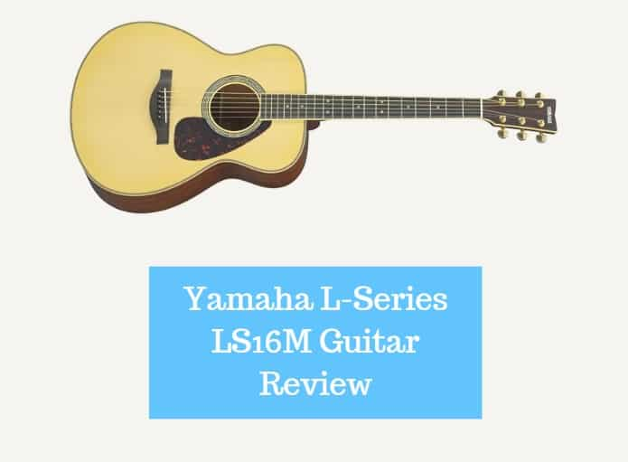 Yamaha L-Series LS16M Guitar Review
