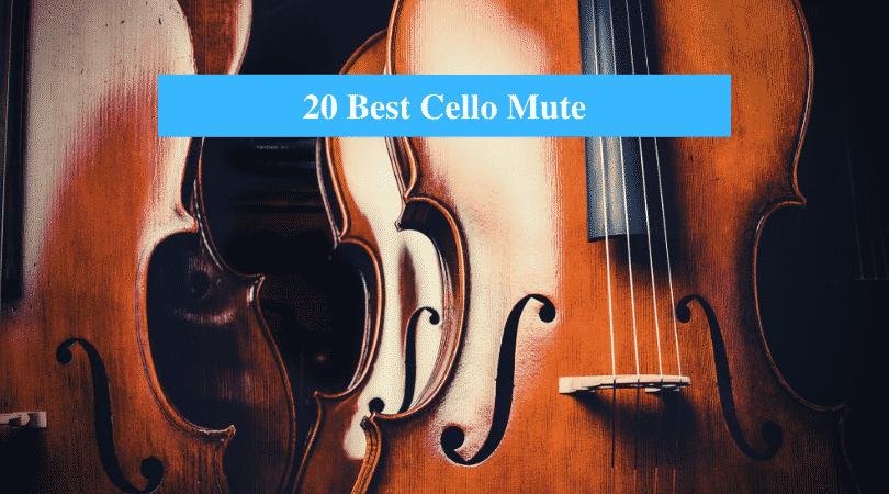 Best Cello Mute