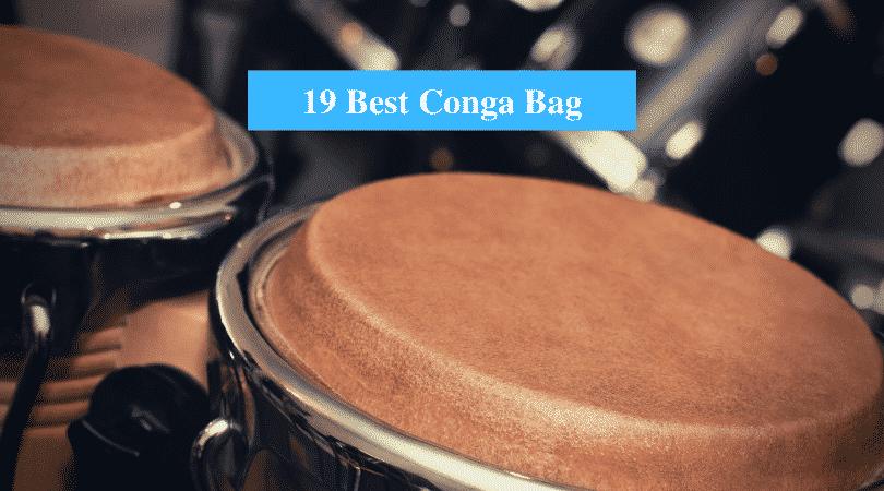 Best Conga Bag