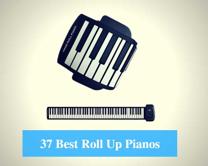 Best Roll Up Piano & Best Roll Up Keyboard Piano Brands