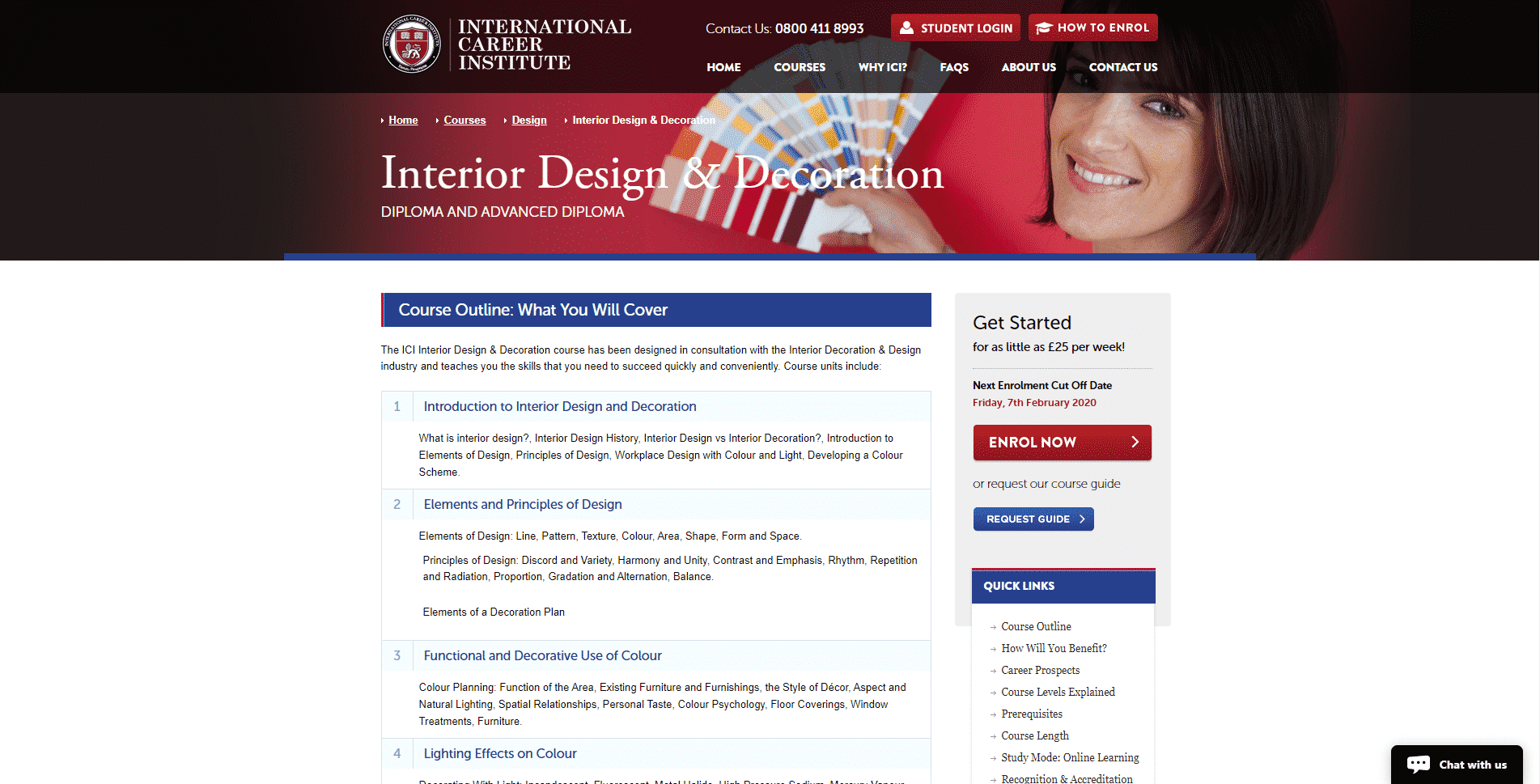 Ici Education Learn Design and Architecture Lessons Online