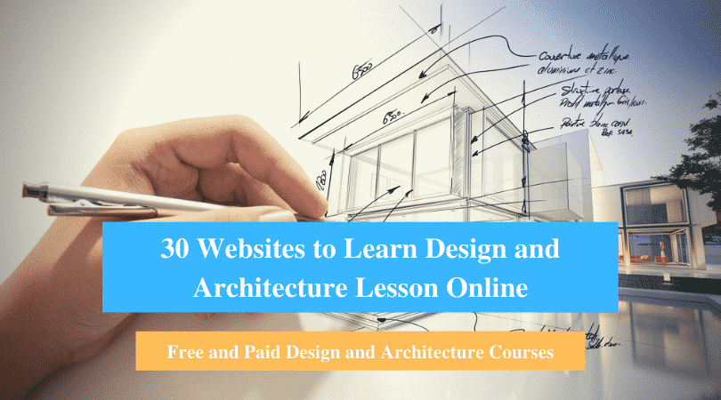 Learn Design and Architecture Lesson Online