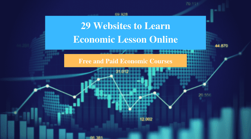 Learn Economic Lesson Online