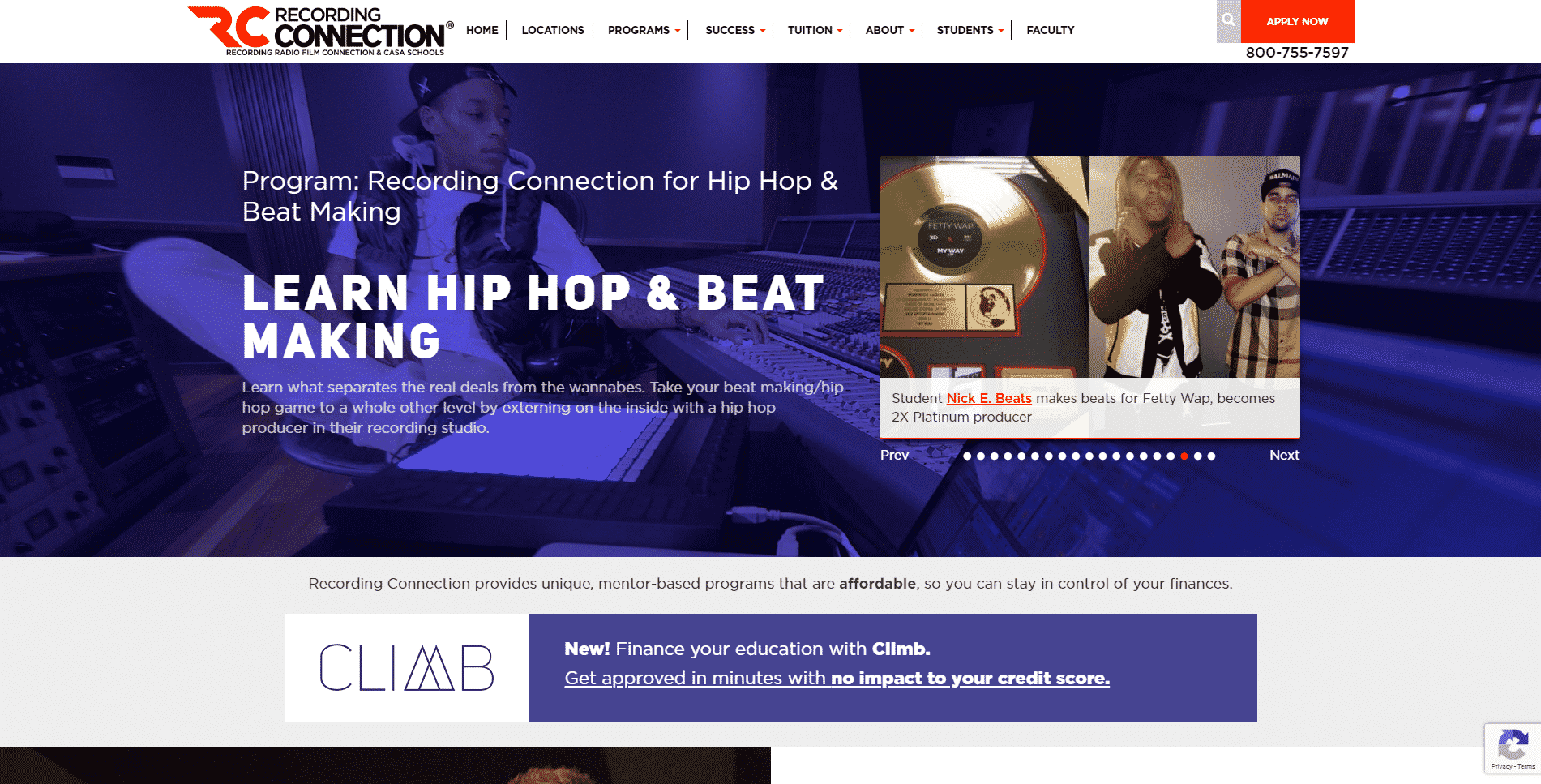 Recording connection – Online Music Production and Beatmaking Lessons