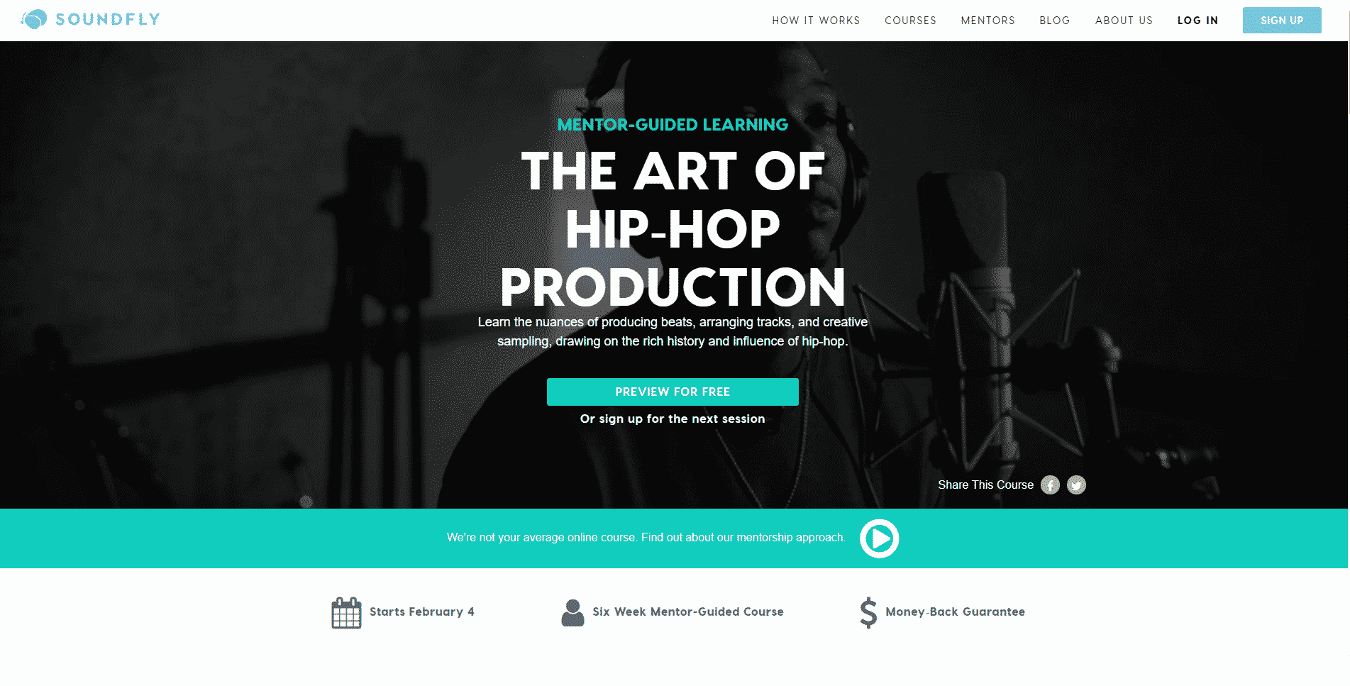 Soundfly.com – Online Music Production and Beatmaking Lessons