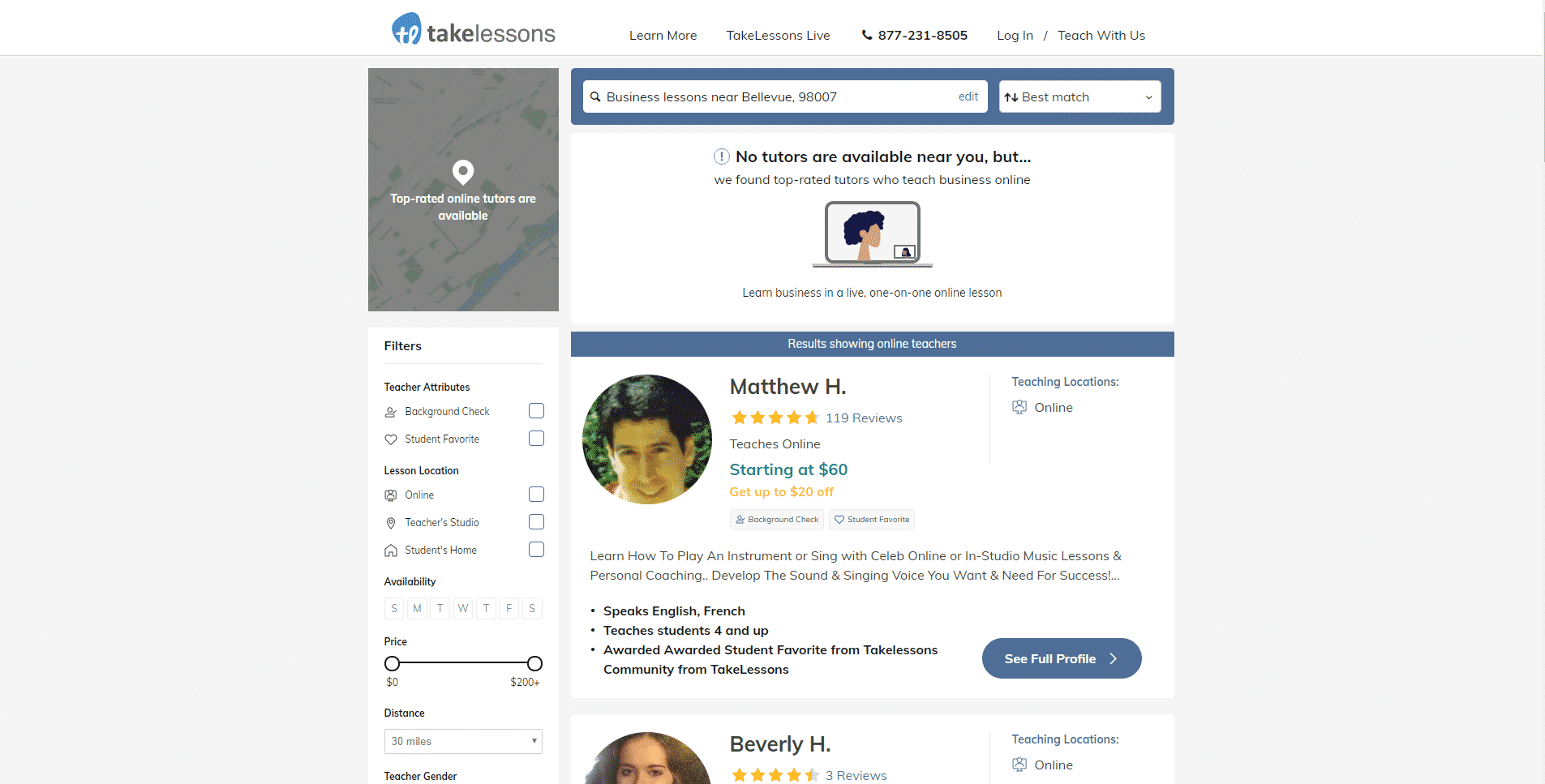 Takelessons Learn Business Strategy Lessons Online