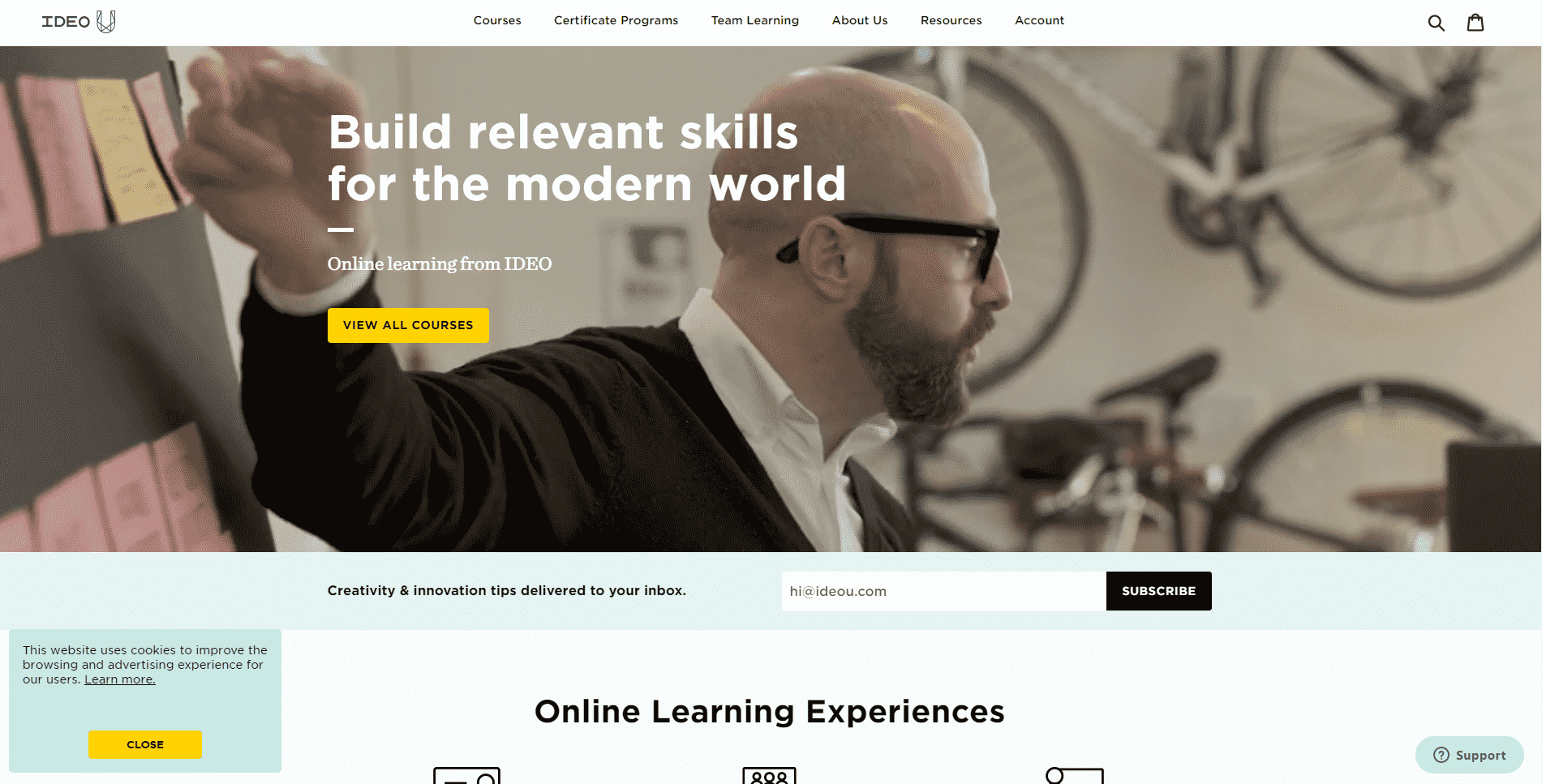 ideou.com Learn Creativity Lessons Online