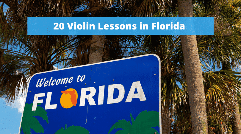 Violin Lessons in Florida