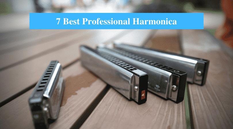 Best Professional Harmonica