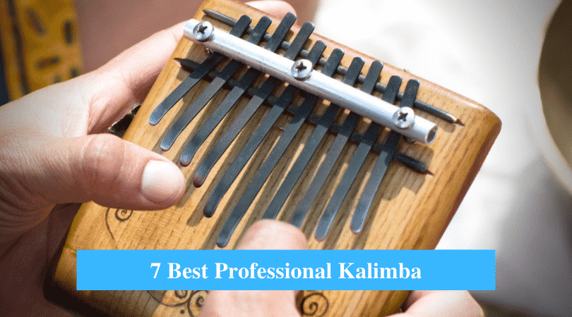 7 Best Professional Kalimba Reviews 2021 (17 Keys Kalimba) - CMUSE