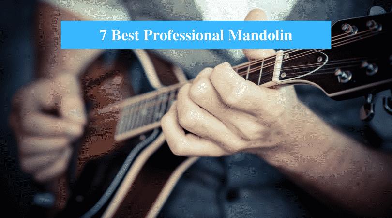 Best Professional Mandolin