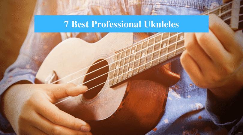Best Professional Ukuleles