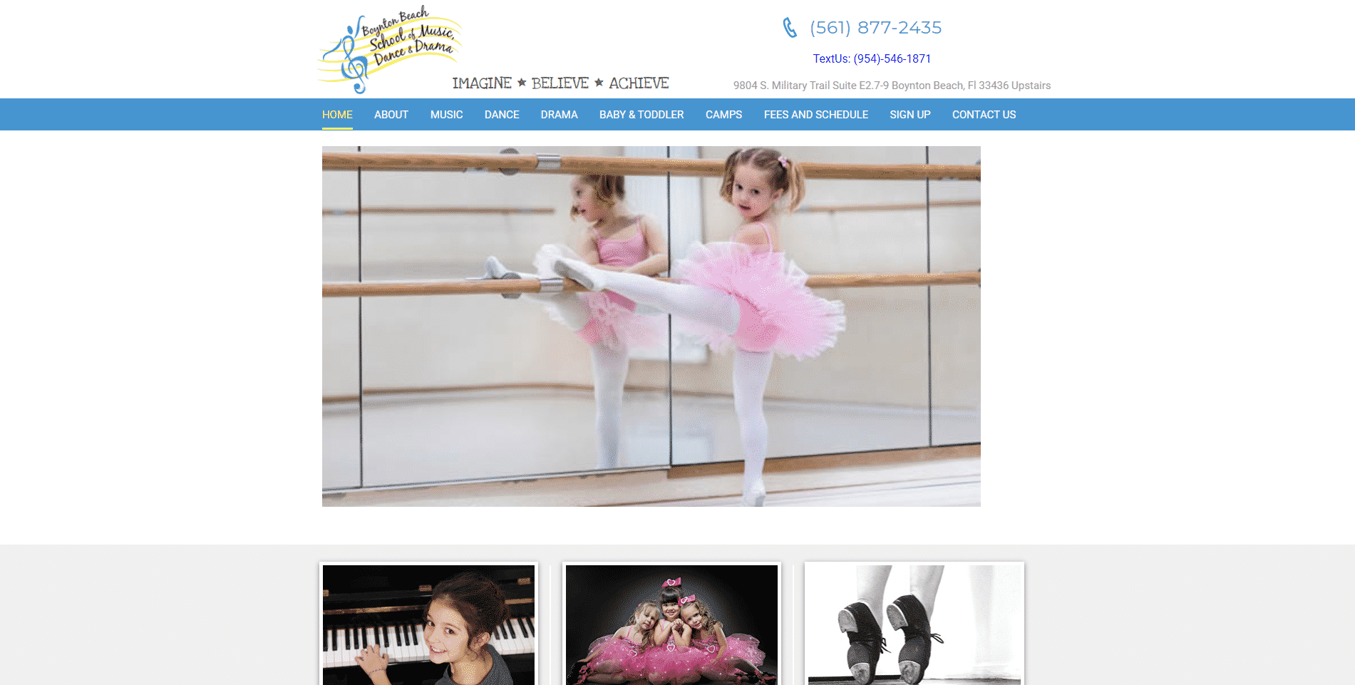 Boynton Beach School of Music and Dance