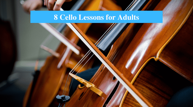 Cello Lessons for Adults
