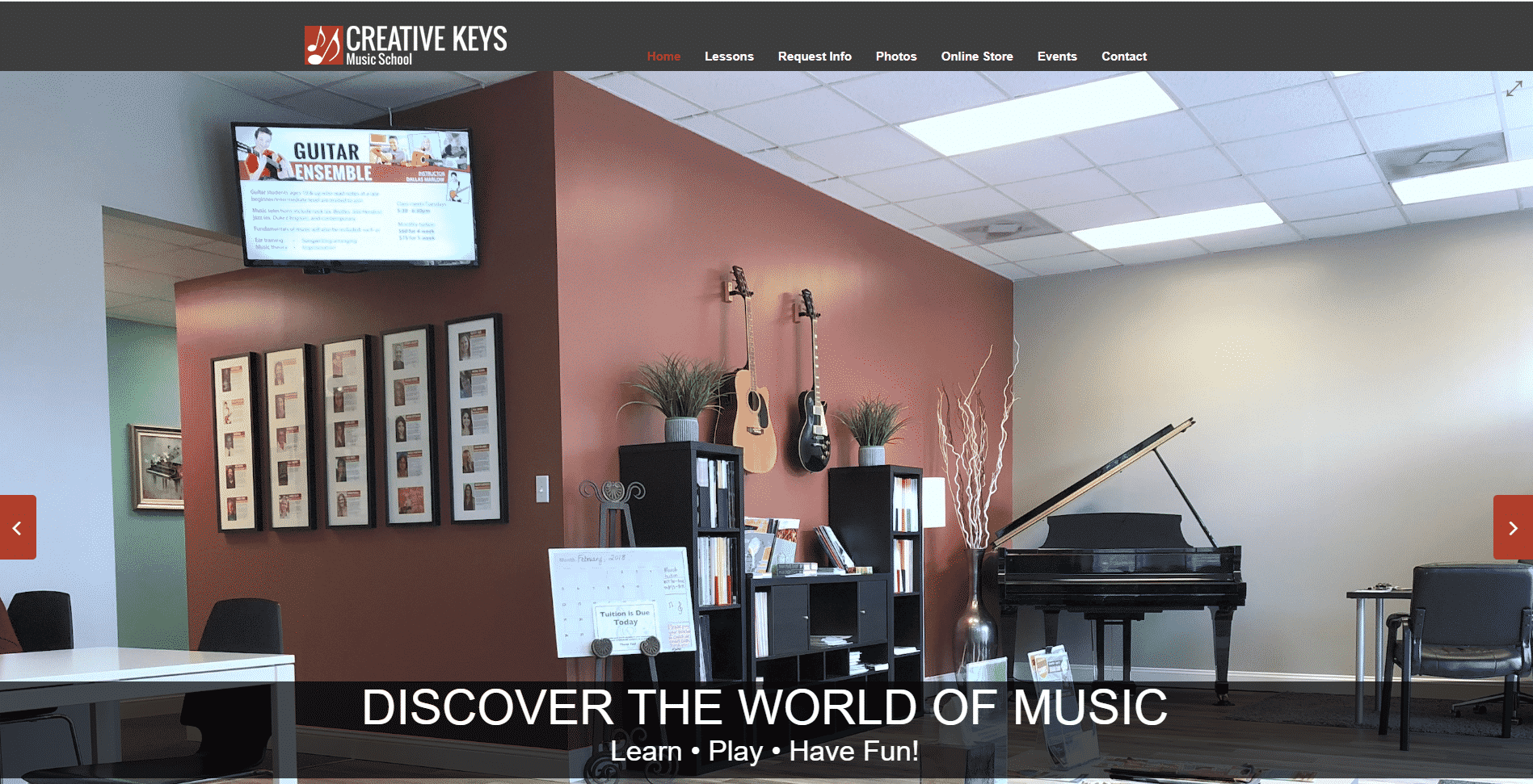 Creative Keys Music School