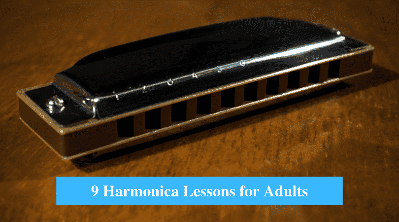Harmonica Lessons for Adults