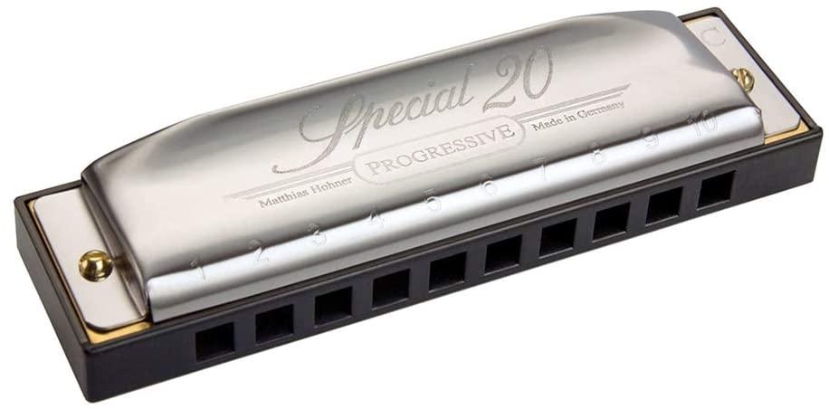 Hohner Special 20 Harmonica, Major C