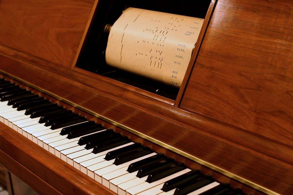 Piano Rolls
