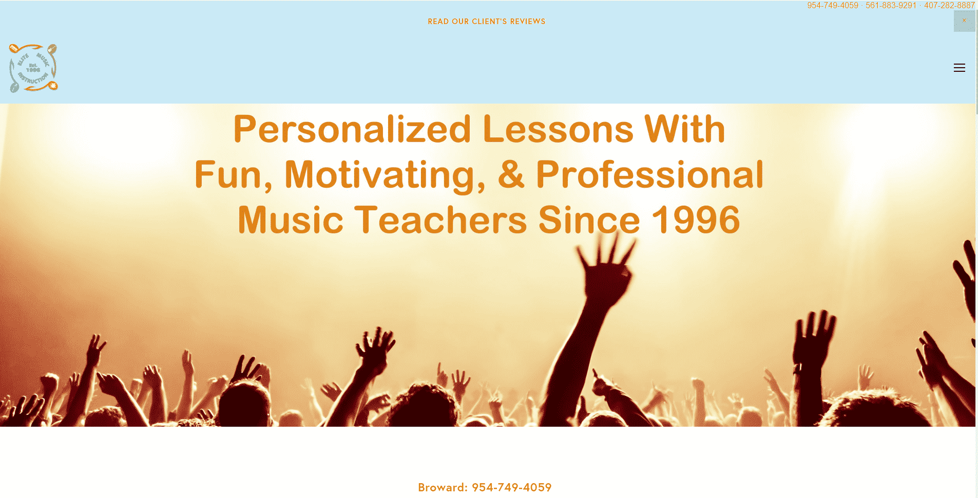 Universal Rock School- Music Lessons