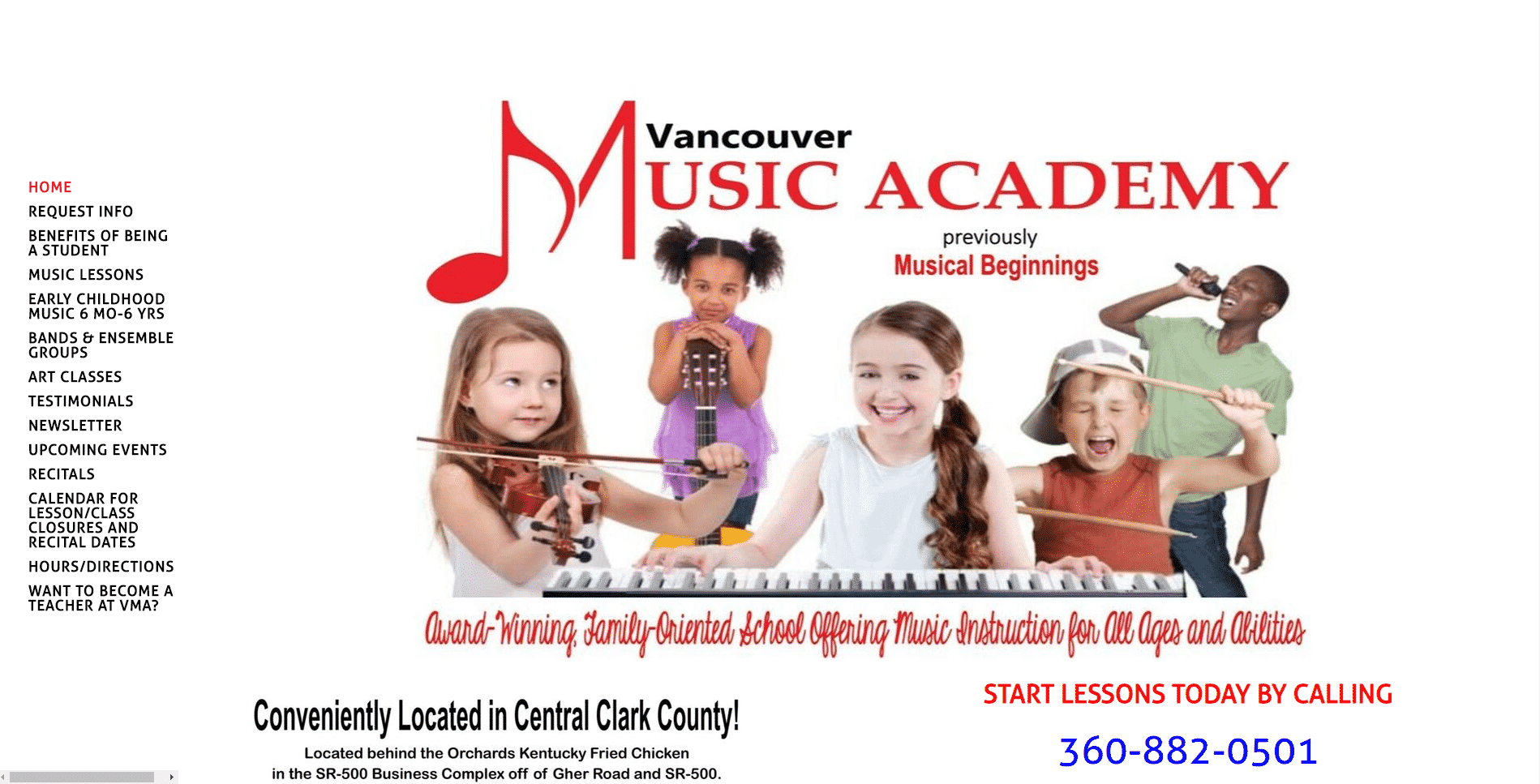 Vancouver music academy