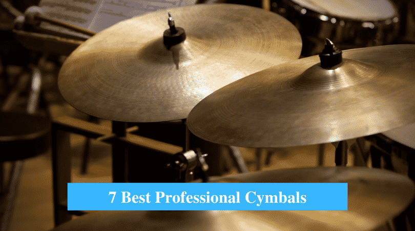 Best Professional Cymbals