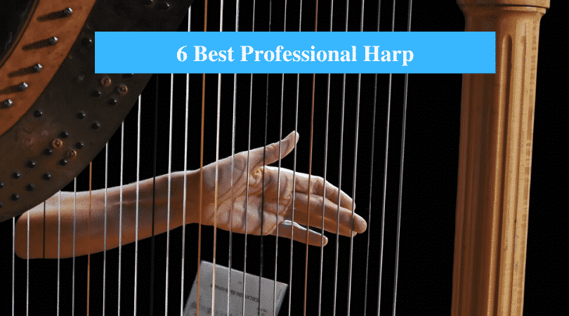 Best Professional Harp