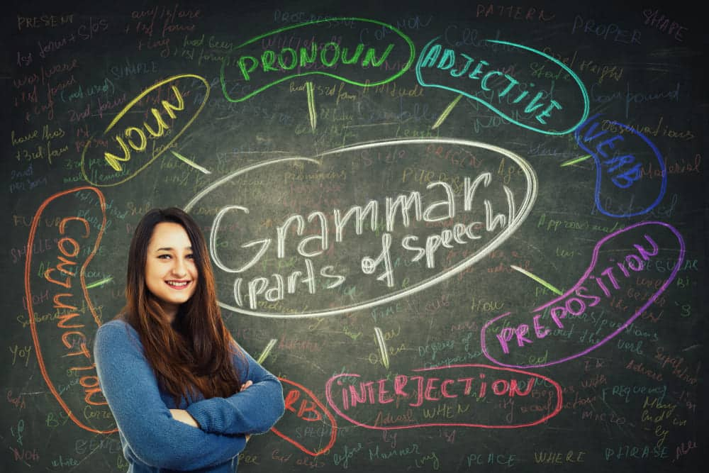 Learn Grammar Lessons Online